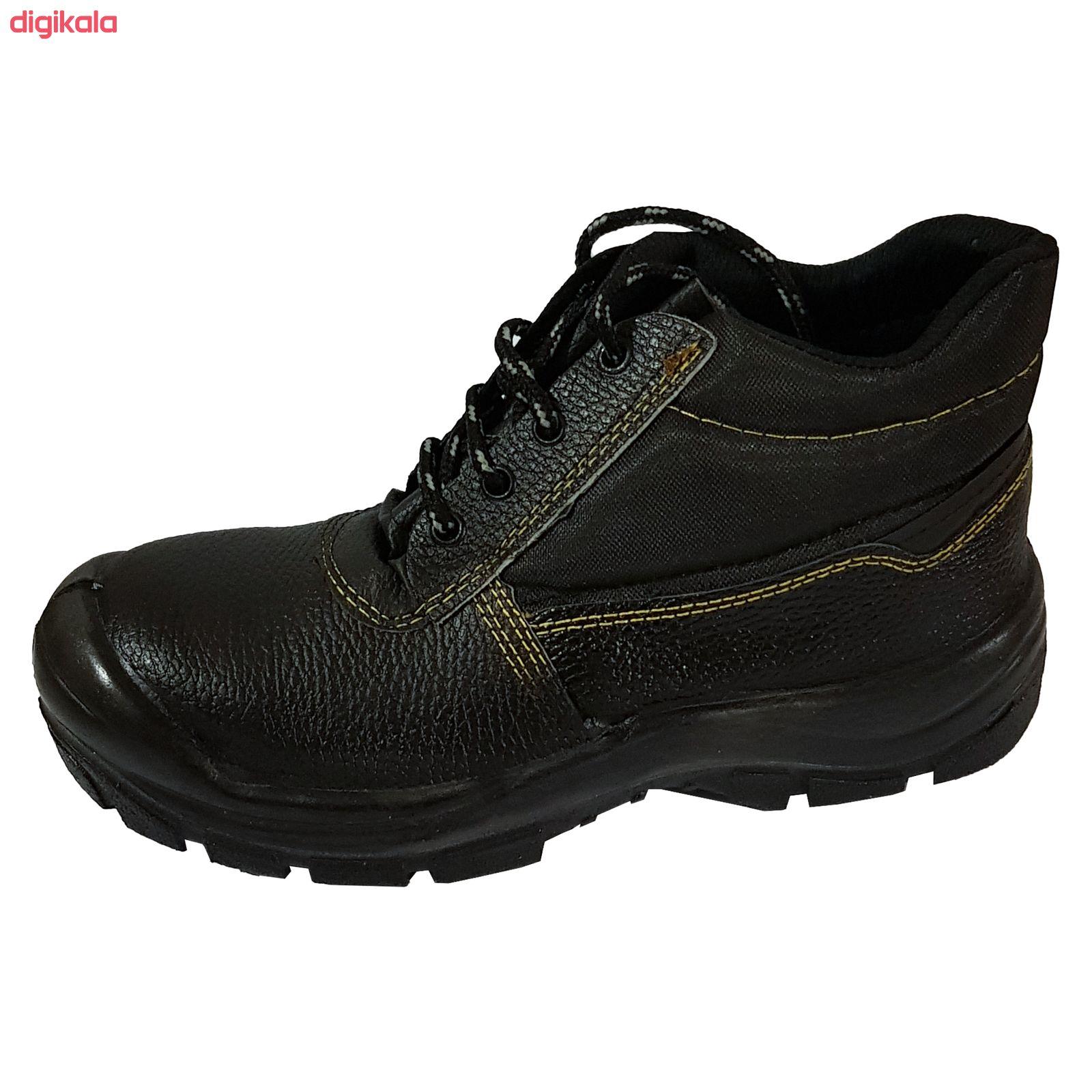 کفش کوهنوردی مردانه مدل یاشار کد YSHR222 main 1 4
