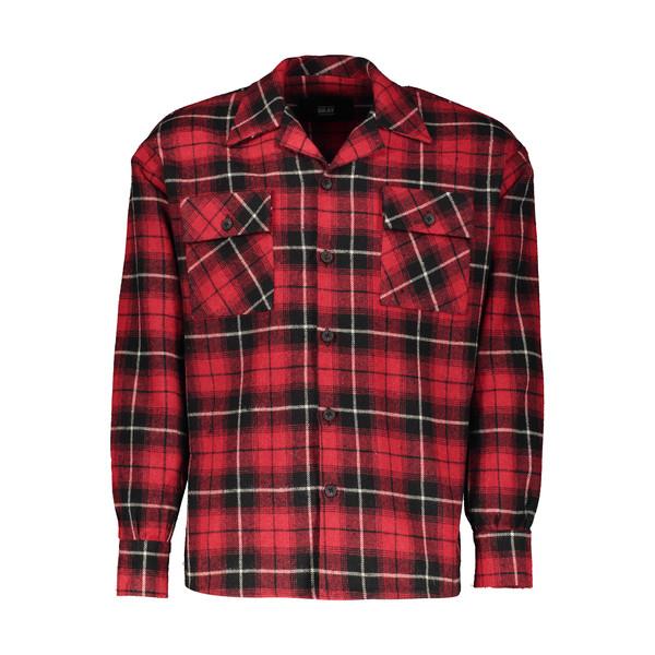 پیراهن مردانه گری مدل GW14