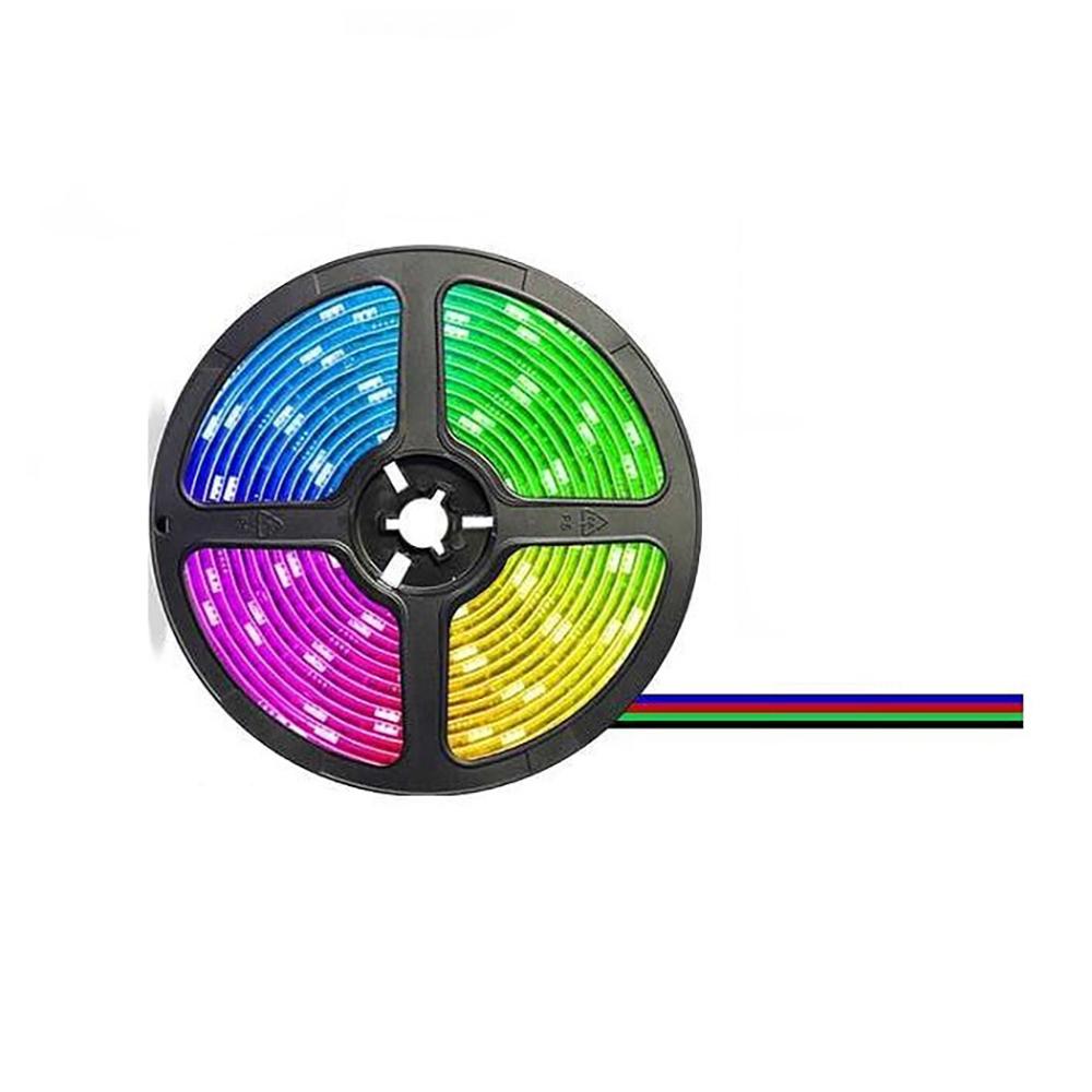 ریسه ال ای دی مدل RGB طول 5 متر