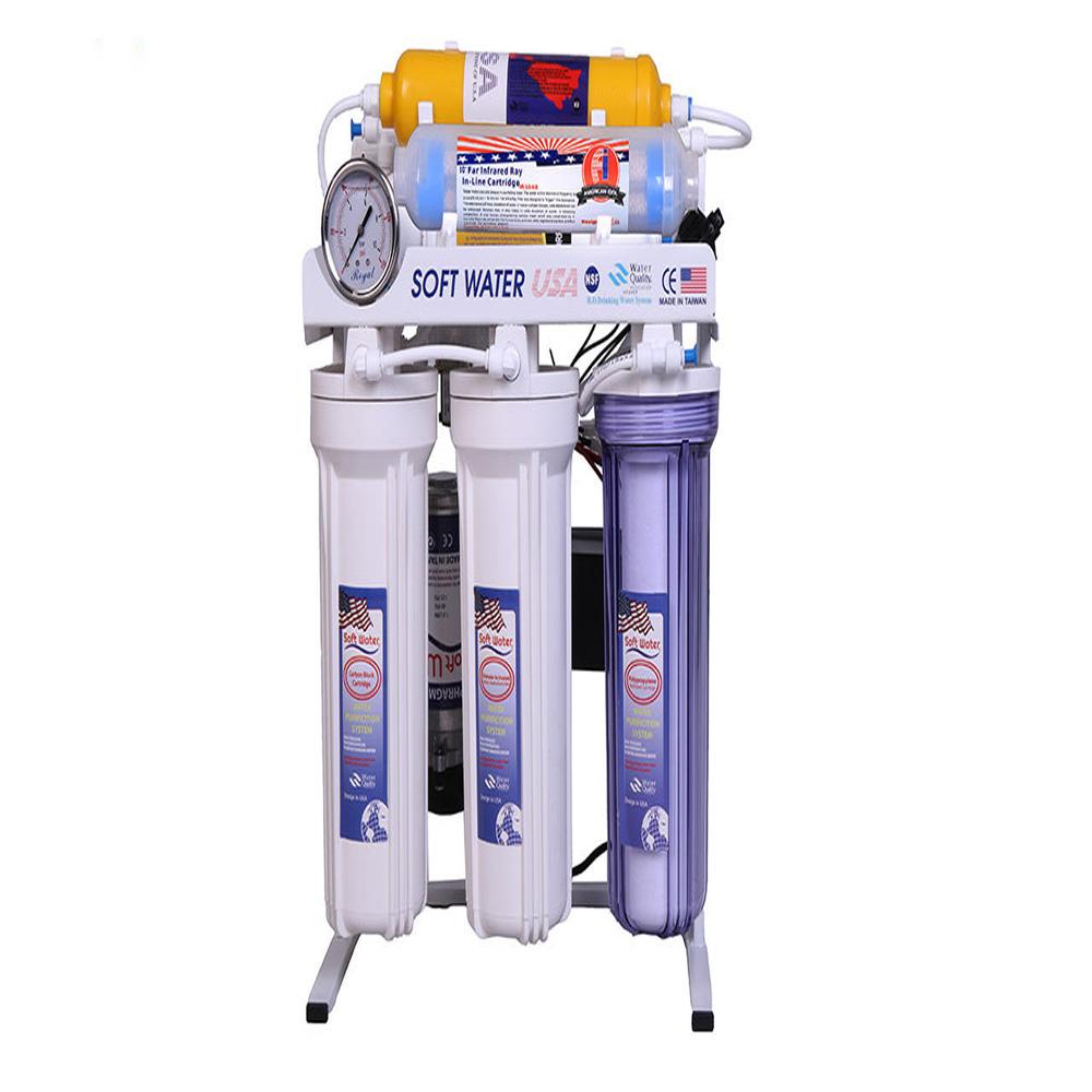 دستگاه تصفیه کننده آب سافت واتر مدل SCL-6W