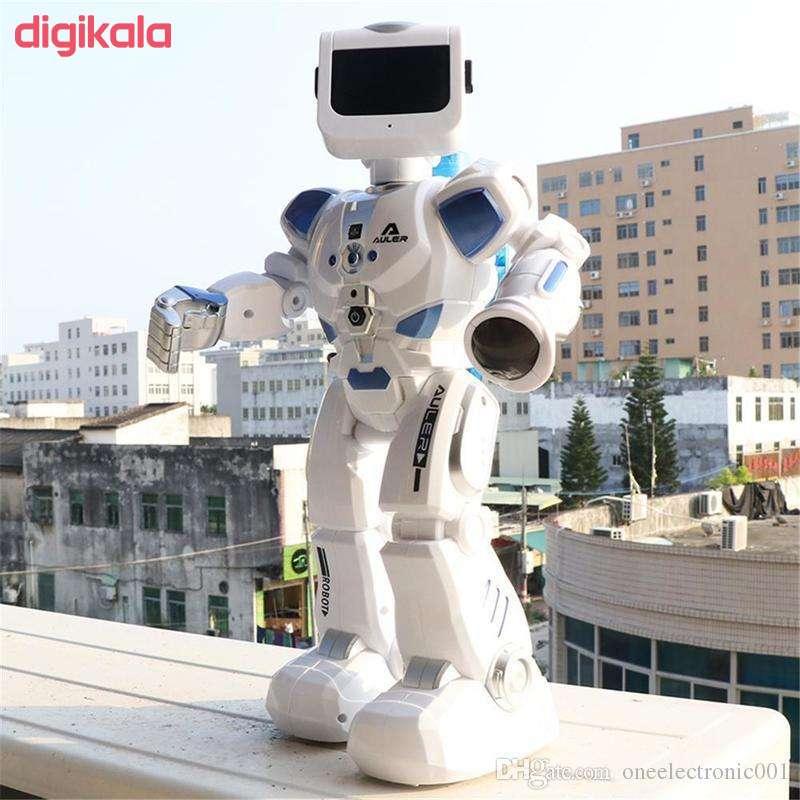 اسباب بازی ربات مدل آب پاش کد k4 main 1 3