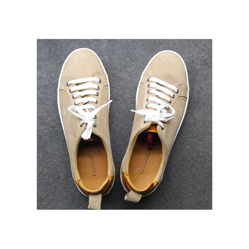 CHARMARA leather women's casual shoes , sh035 Model ,code k