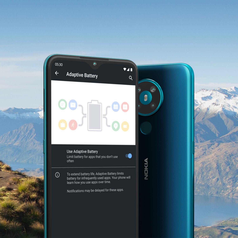گوشی موبایل نوکیا مدل Nokia 5.3 TA-1234 DS دو سیم کارت ظرفیت 64 گیگابایت و رم 4 گیگابایت main 1 6