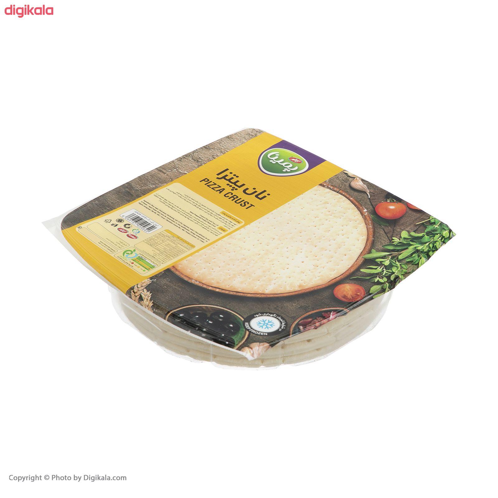 نان پیتزا پمینا - 500 گرم main 1 3