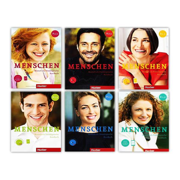 کتاب Menschen اثر Franz Specht انتشارات هدف نوین 6 جلدی