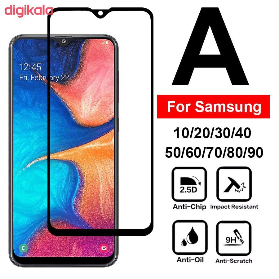 محافظ صفحه نمایش فوکس مدل PT001 مناسب برای گوشی موبایل سامسونگ Galaxy A20s main 1 3
