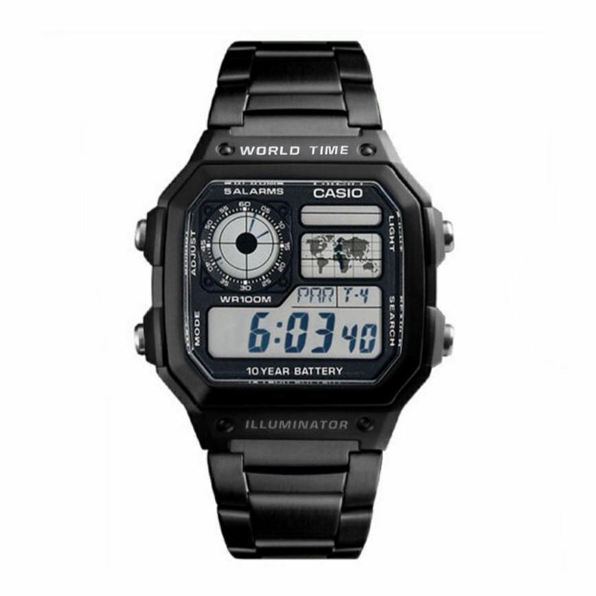 قیمت و خرید                      ساعت مچی دیجیتال کاسیو مدل ae1200wh