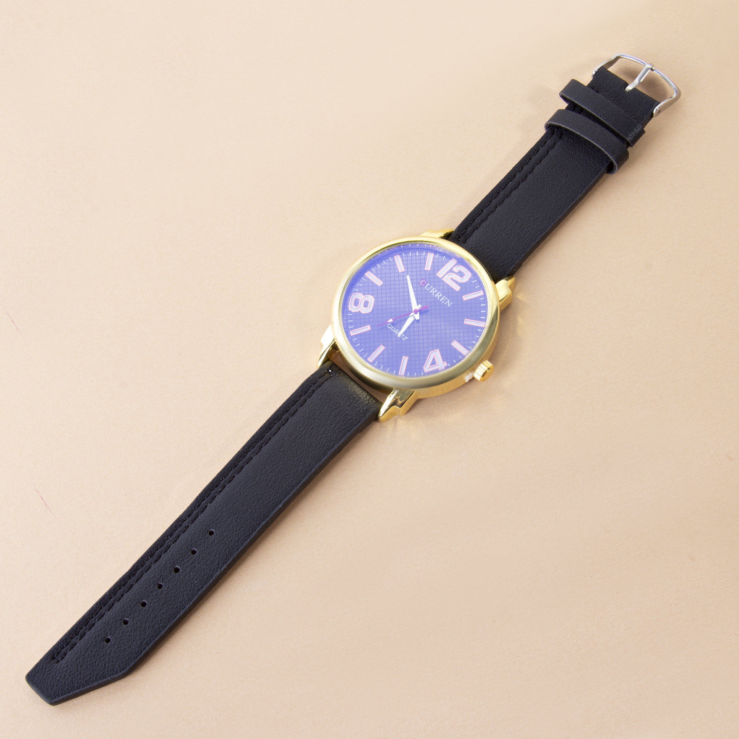 خرید                                        ساعت مچی عقربه ای مردانه کد WHM_089                     غیر اصل
