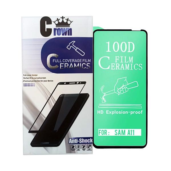 محافظ صفحه نمایش کراون مدل A11 مناسب برای گوشی موبایل سامسونگ galaxy A11