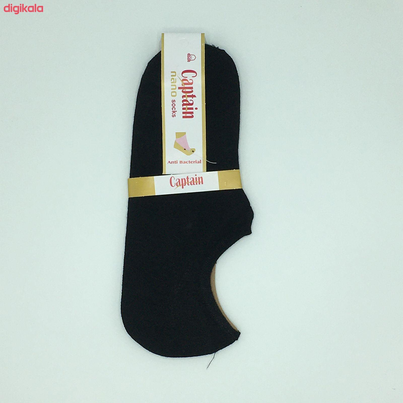 جوراب مردانه کد 111 رنگ مشکی main 1 1