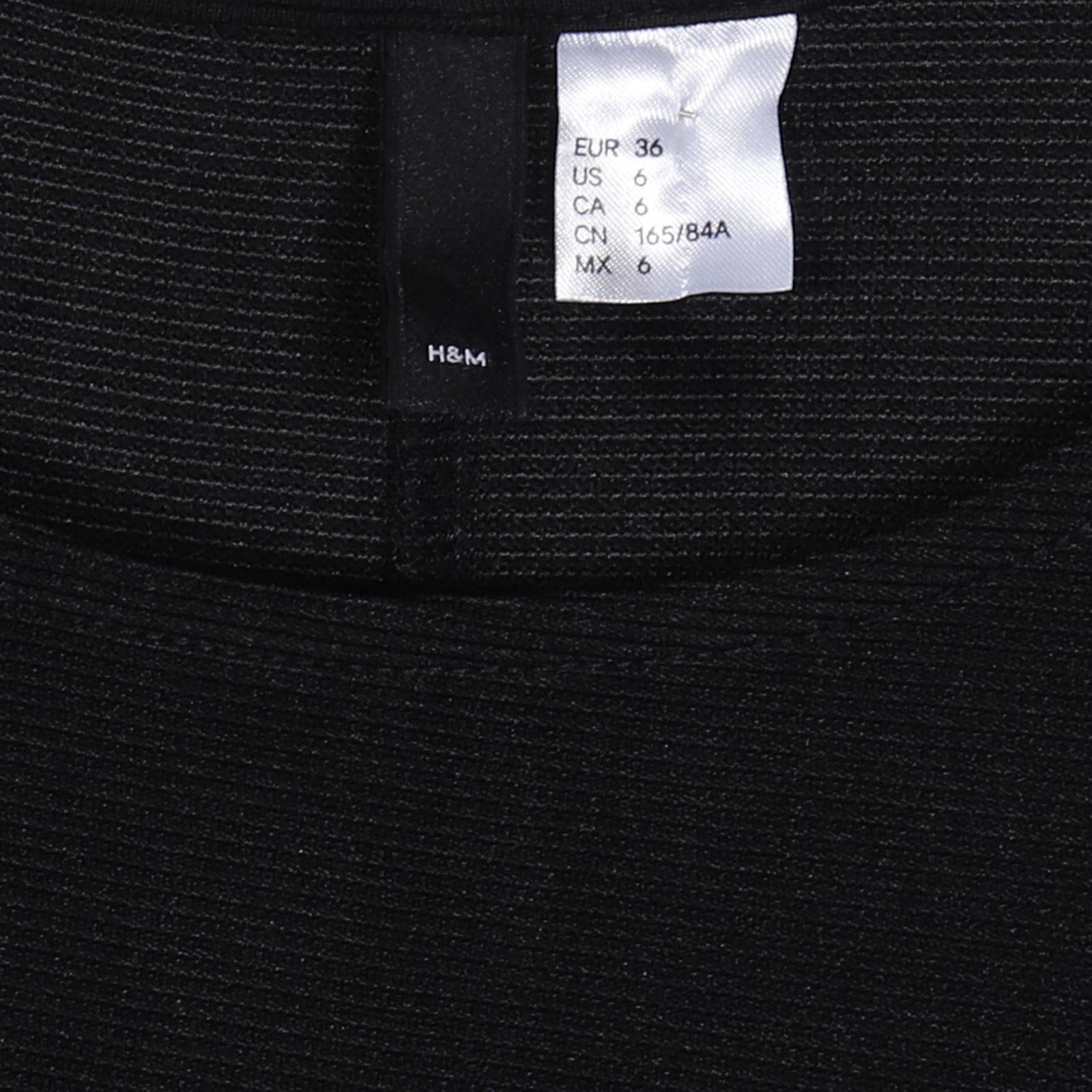 پیراهن زنانه اچ اند ام مدل 8418 -  - 4