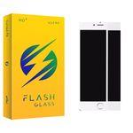 محافظ صفحه نمایش فلش مدل +HD مناسب برای گوشی موبایل اپل iPhone 7 Plus / 8 Plus