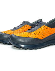 کفش روزمره زنانه آر اند دبلیو مدل 642 رنگ سرمه ای -  - 7