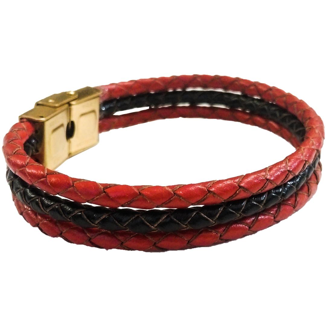 دستبند چرم وارک مدل دایان کد rb359 main 1 5