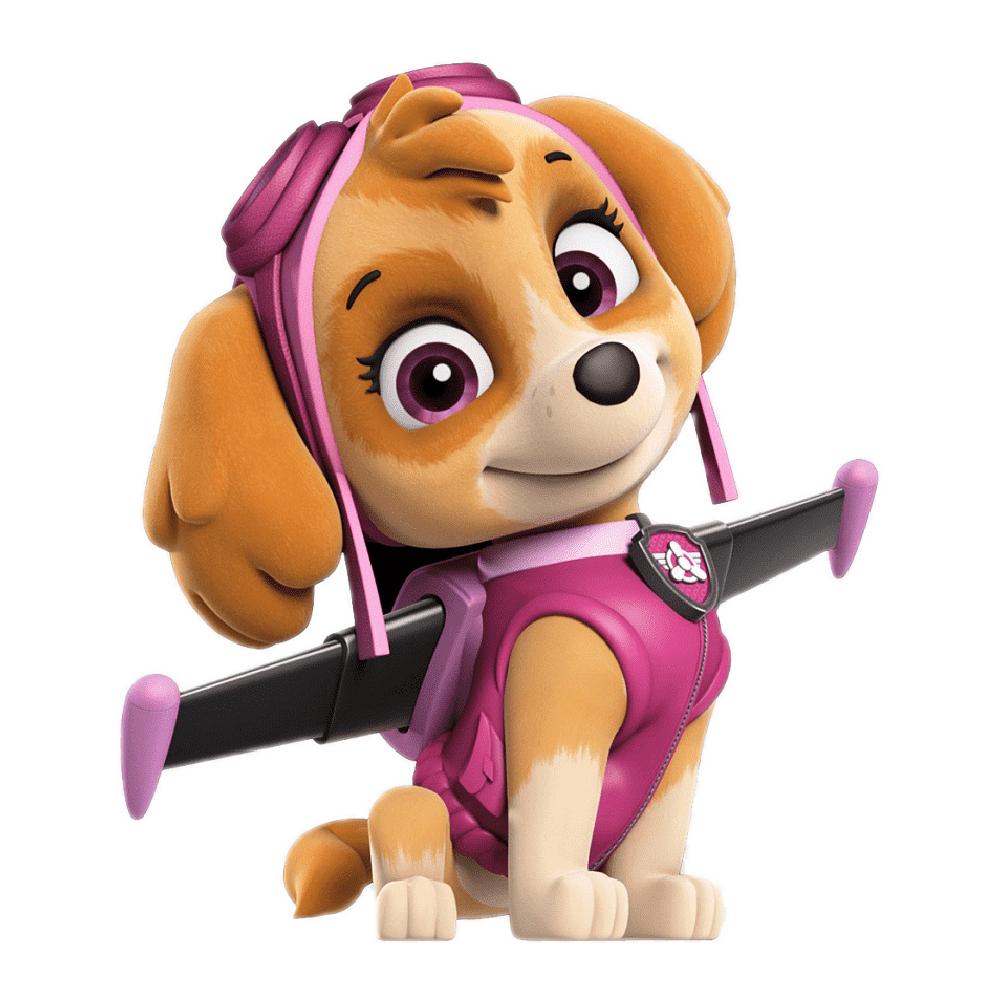 استیکر فراگراف FG طرح سگ های نگهبان کد paw patrol 024