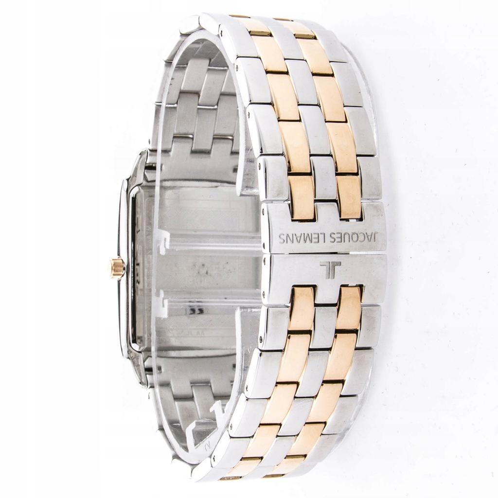 ساعت مچی عقربهای مردانه ژاک لمن مدل 1-1611I