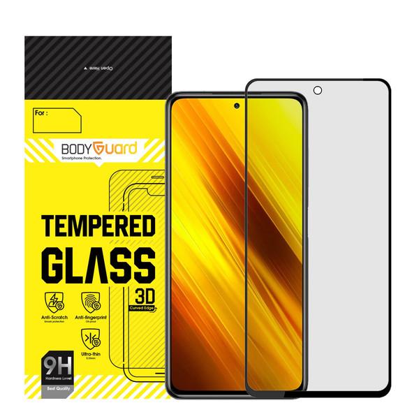 محافظ صفحه نمایش مات بادیگارد مدل MX مناسب برای گوشی موبایل شیائومی Poco X3