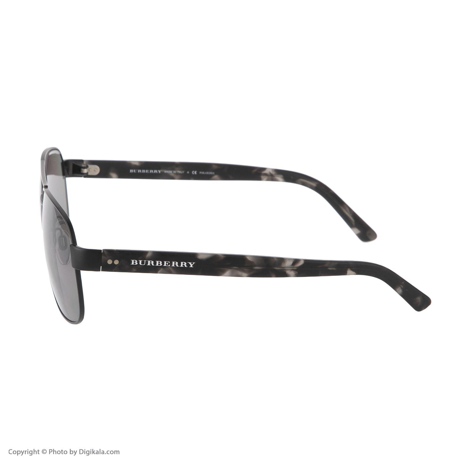 عینک آفتابی زنانه بربری مدل BE 3083S 1007T8 59 -  - 6