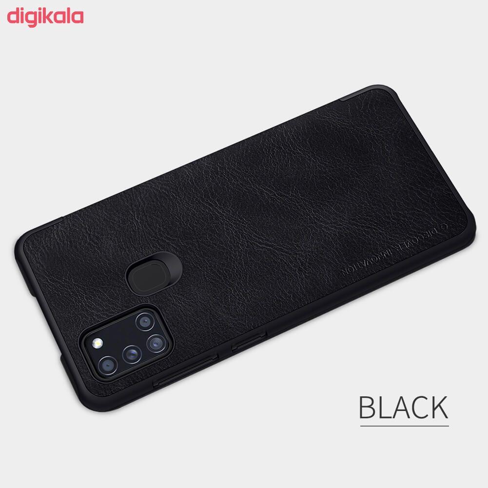 کیف کلاسوری نیلکین مدل QIN مناسب برای گوشی موبایل سامسونگ Galaxy A21s main 1 23