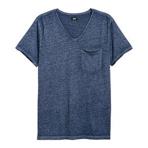 تی شرت آستین کوتاه مردانه اچ اند ام مدل M1-0341782022