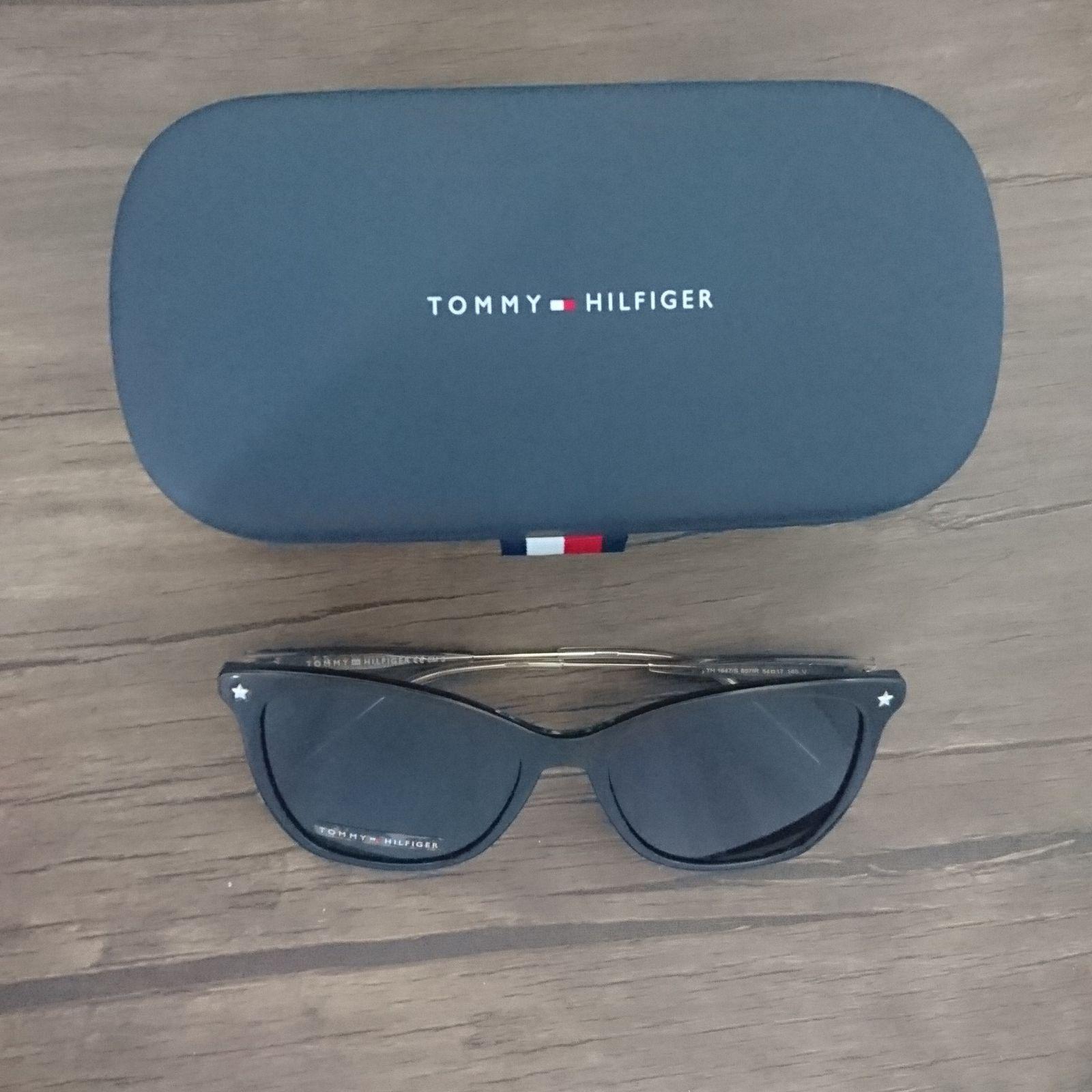 عینک آفتابی زنانه تامی هیلفیگر مدل TH1647-S -  - 4