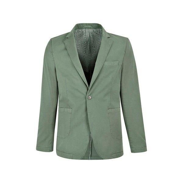کت تک مردانه بادی اسپینر مدل 1738 کد 1 رنگ سبز