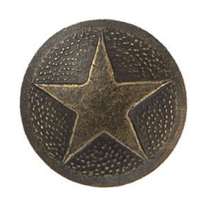 گل میخ طرح ستاره کد 18