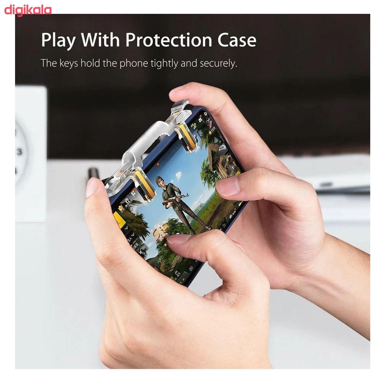دسته بازی PubG هوک مدل HK001 مناسب برای گوشی موبایل main 1 4