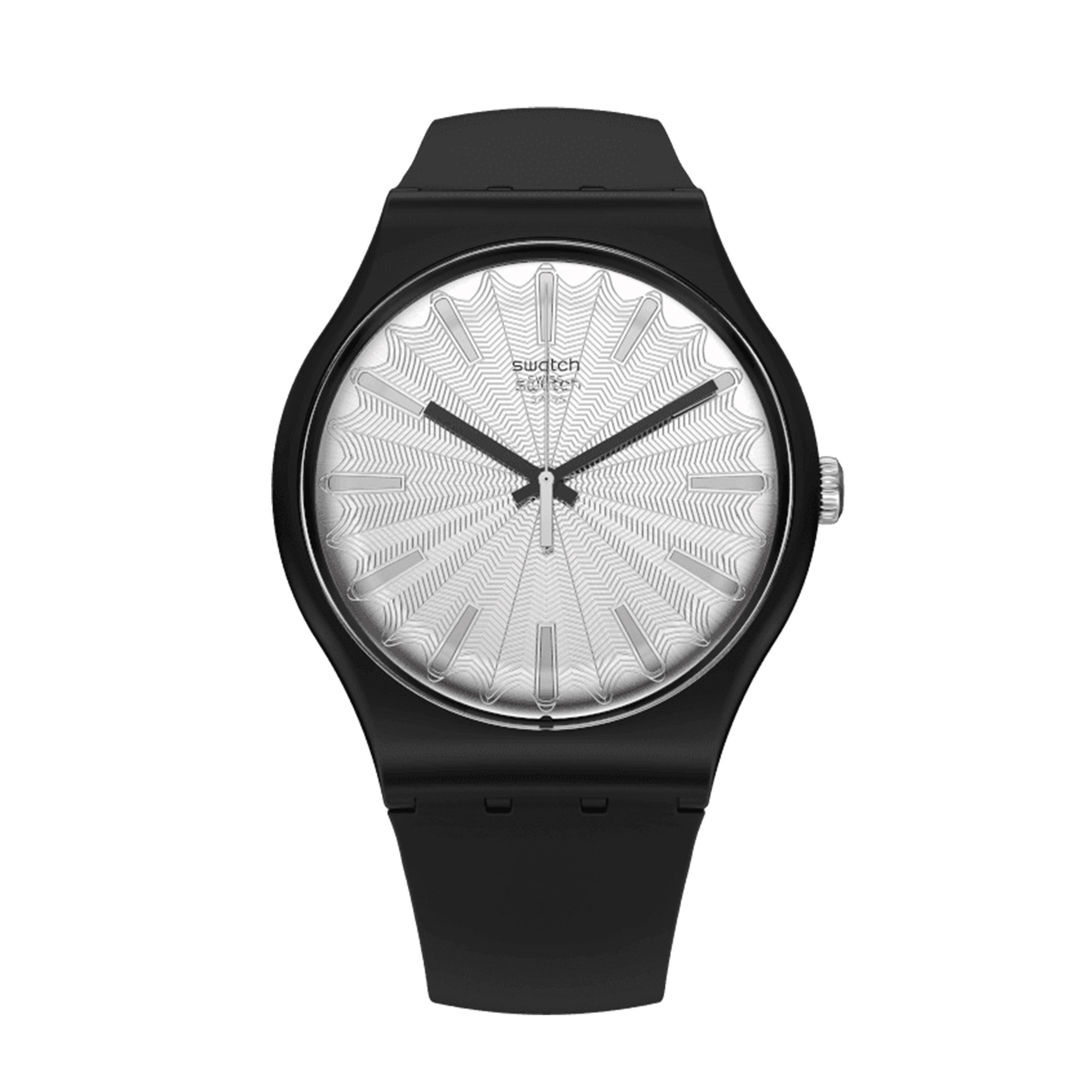 ساعت مچی عقربهای مردانه سواچ مدل SUOB172