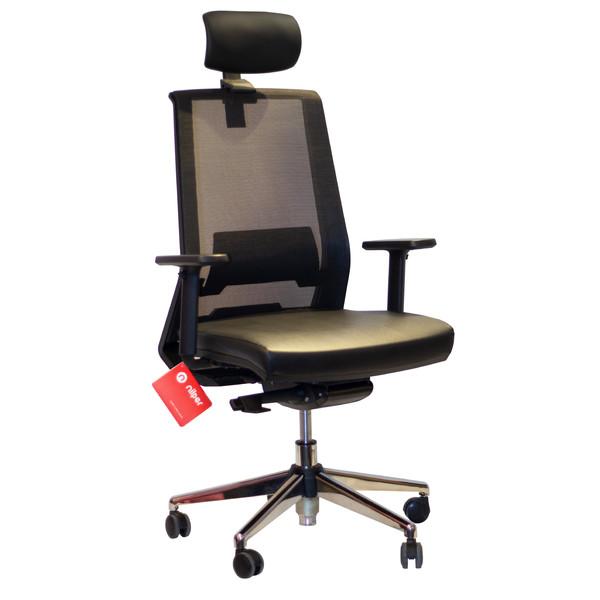 صندلی اداری نیلپر مدل OCM 850s B