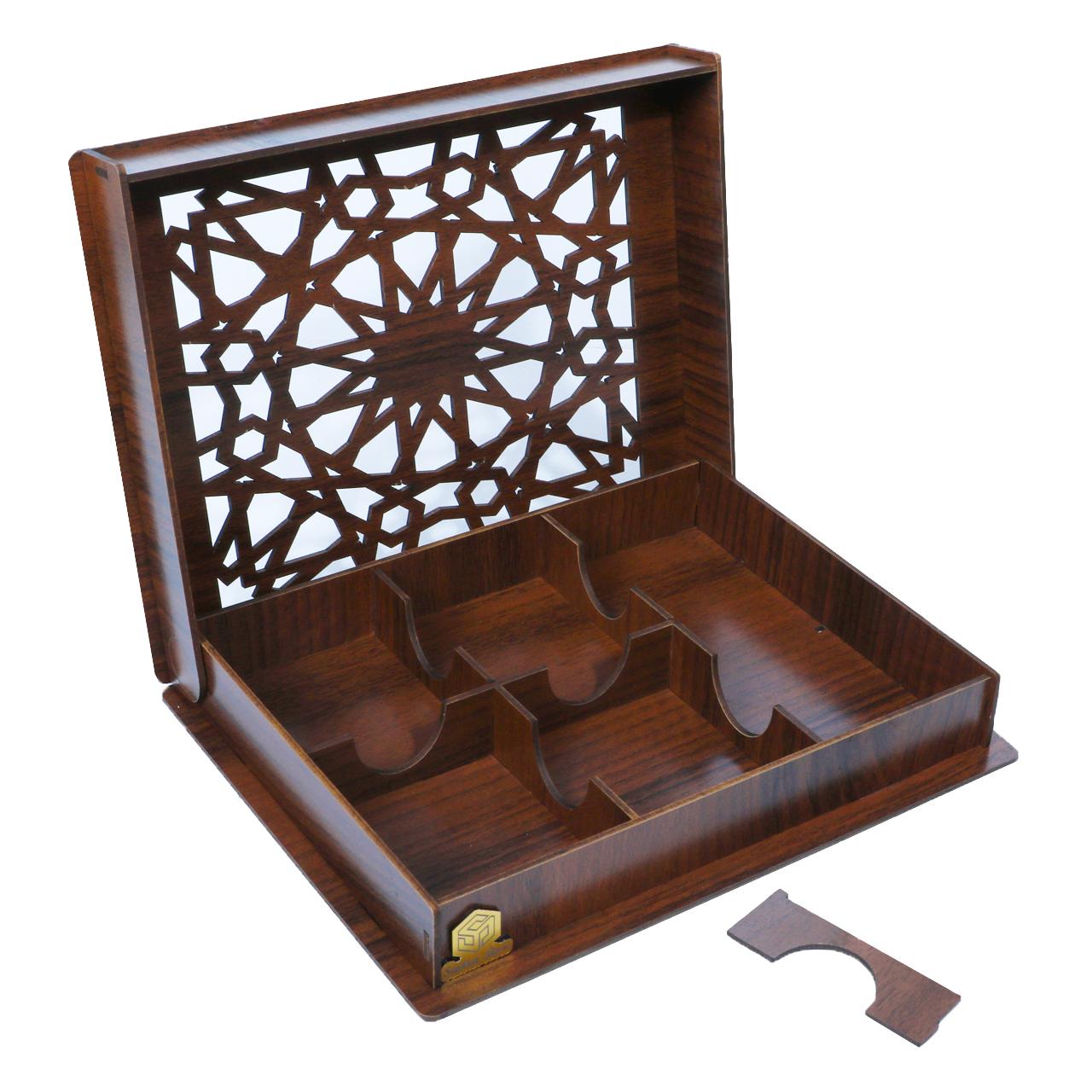 جعبه پذیرایی صدراباکس مدل سراج کد SBsj6