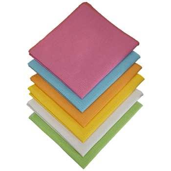 دستمال آشپزخانه مدل zanboori بسته 6 عددی