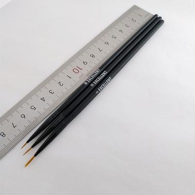 برس خط چشم اکسلنت مدل PRO3 مجموعه 3 عددی