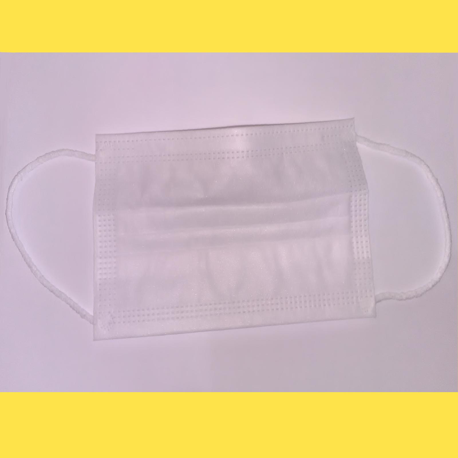 ماسک تنفسی مدل sms1 بسته ۵۰عددی