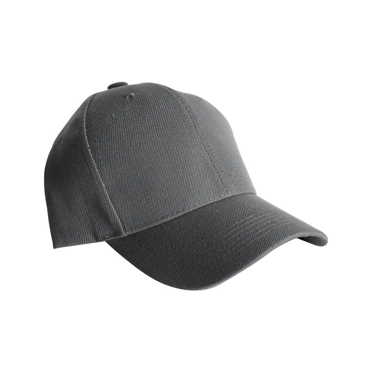 کلاه کپ مردانه گری مدل BC8GR -  - 1