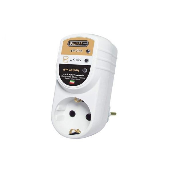 محافظ ولتاژ نمودار کنترل مدل سورنا 1