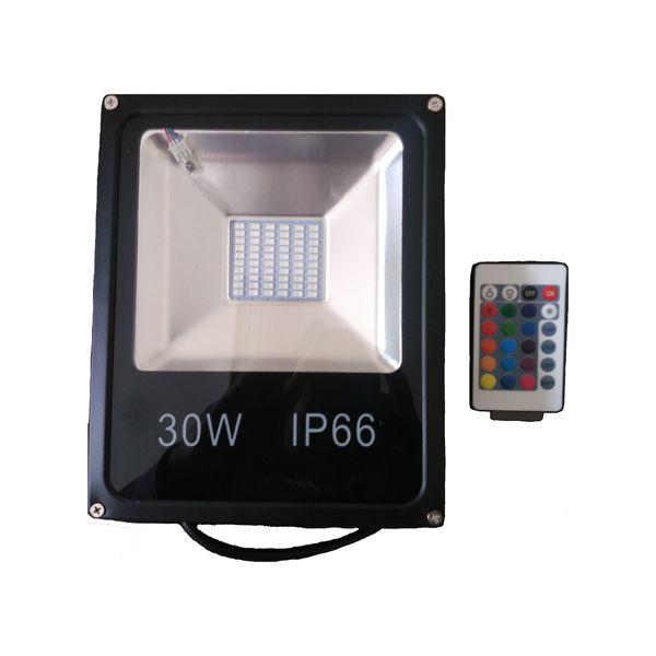 پروژکتور ال ای دی 30 وات مدل RGB SMD