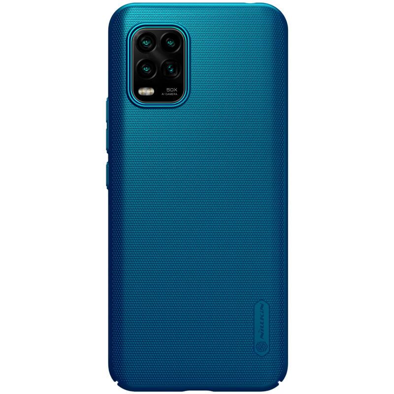 بررسی و {خرید با تخفیف} کاور نیلکین مدل Frosted Shield مناسب برای گوشی موبایل شیائومی Redmi Mi10 Youth 5G/Mi 10 Lite 5G اصل
