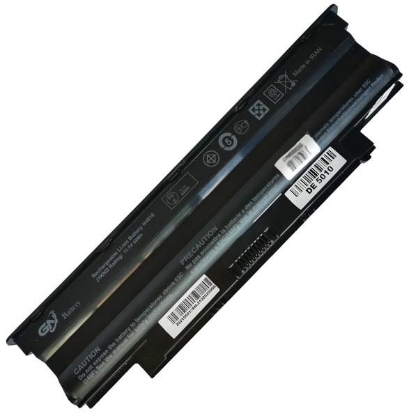 باتری لپ تاپ 6 سلولی جی ان مدلN5010  مناسب برای لپ تاپ دل 5010/4010/5030/5040/7010/7110/4110