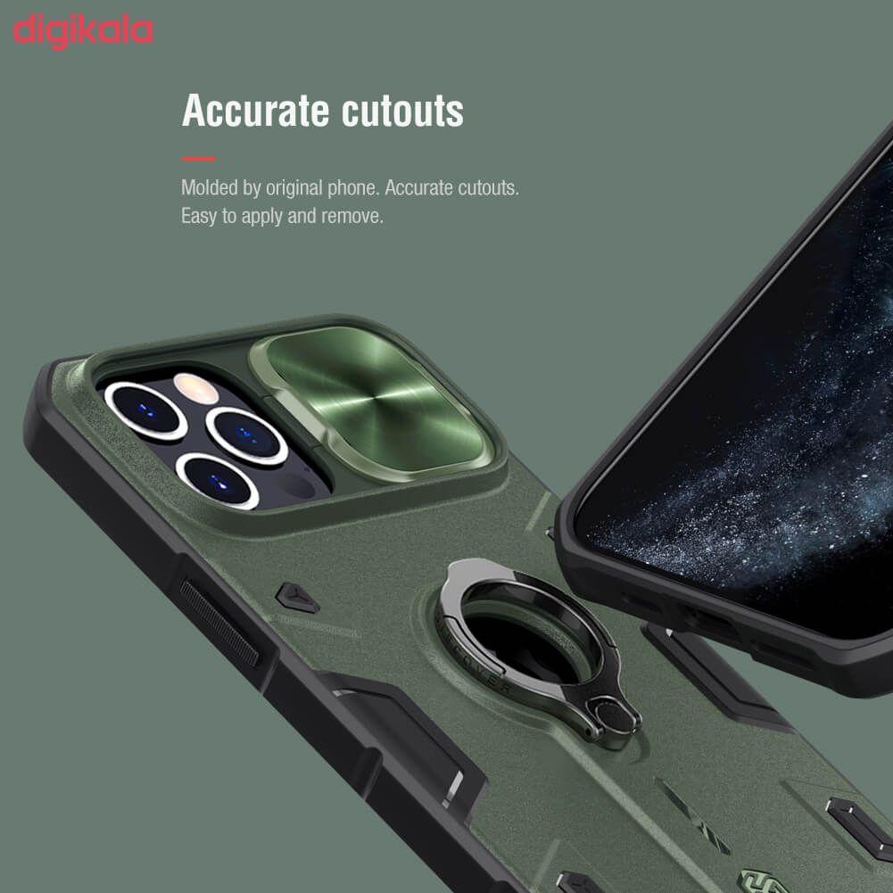 کاور نیلکین مدل CamShield Armor مناسب برای گوشی موبایل اپل iPhone 12 Pro Max main 1 24