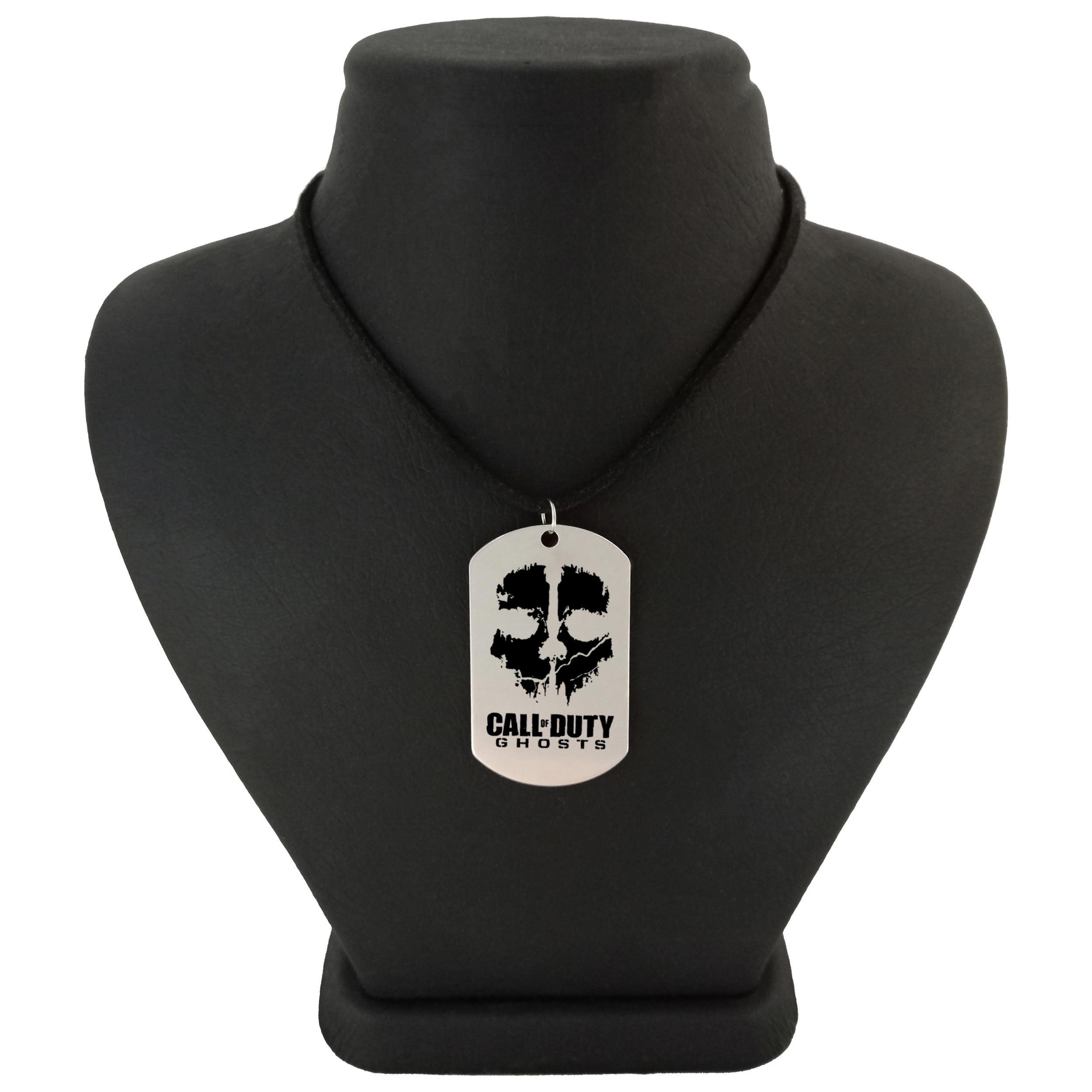 گردنبند مردانه ترمه ۱ مدل بازی کال آف دیوتی کد Sam 436