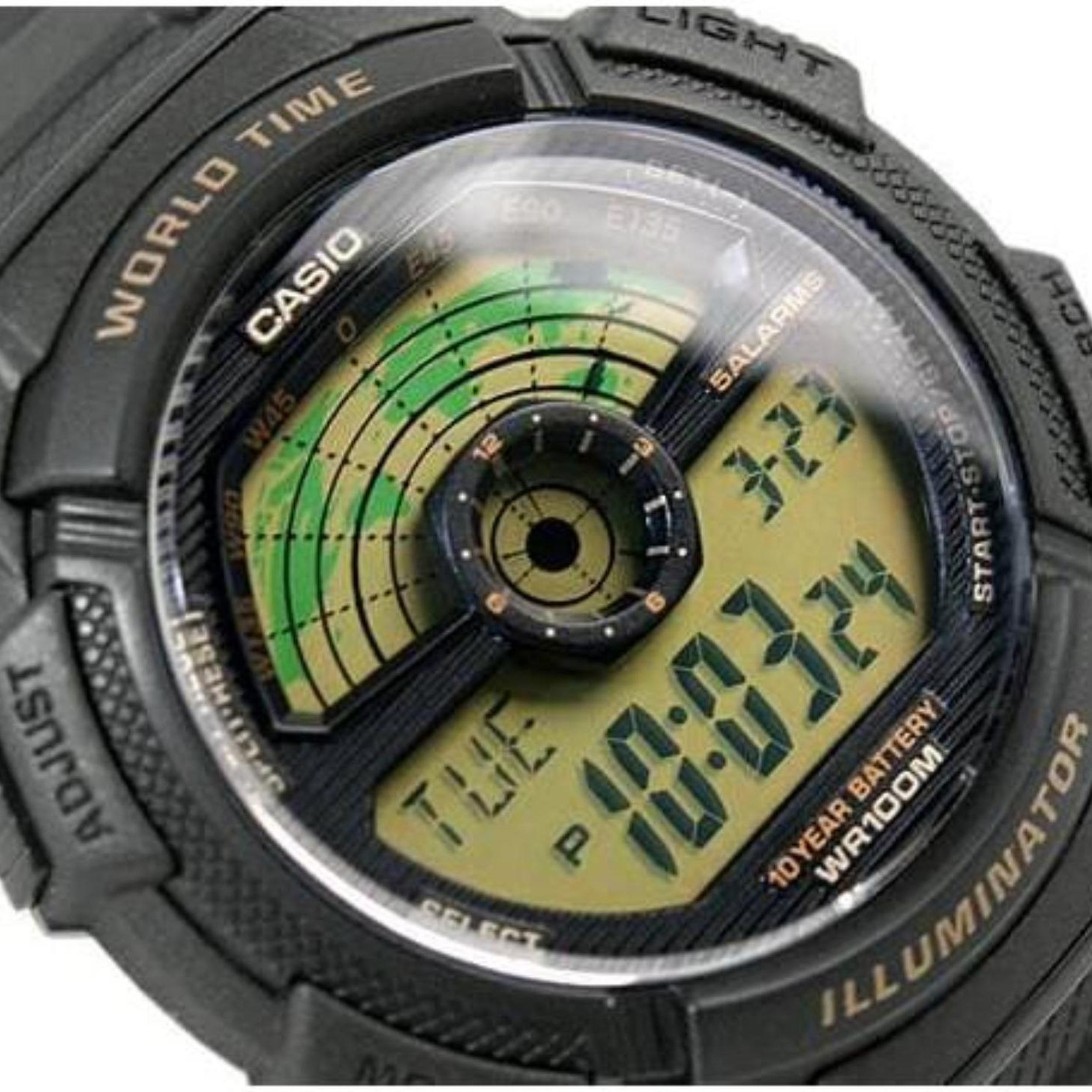 ساعت مچی دیجیتال مردانه کاسیو مدل AE-1100W-1B -  - 3