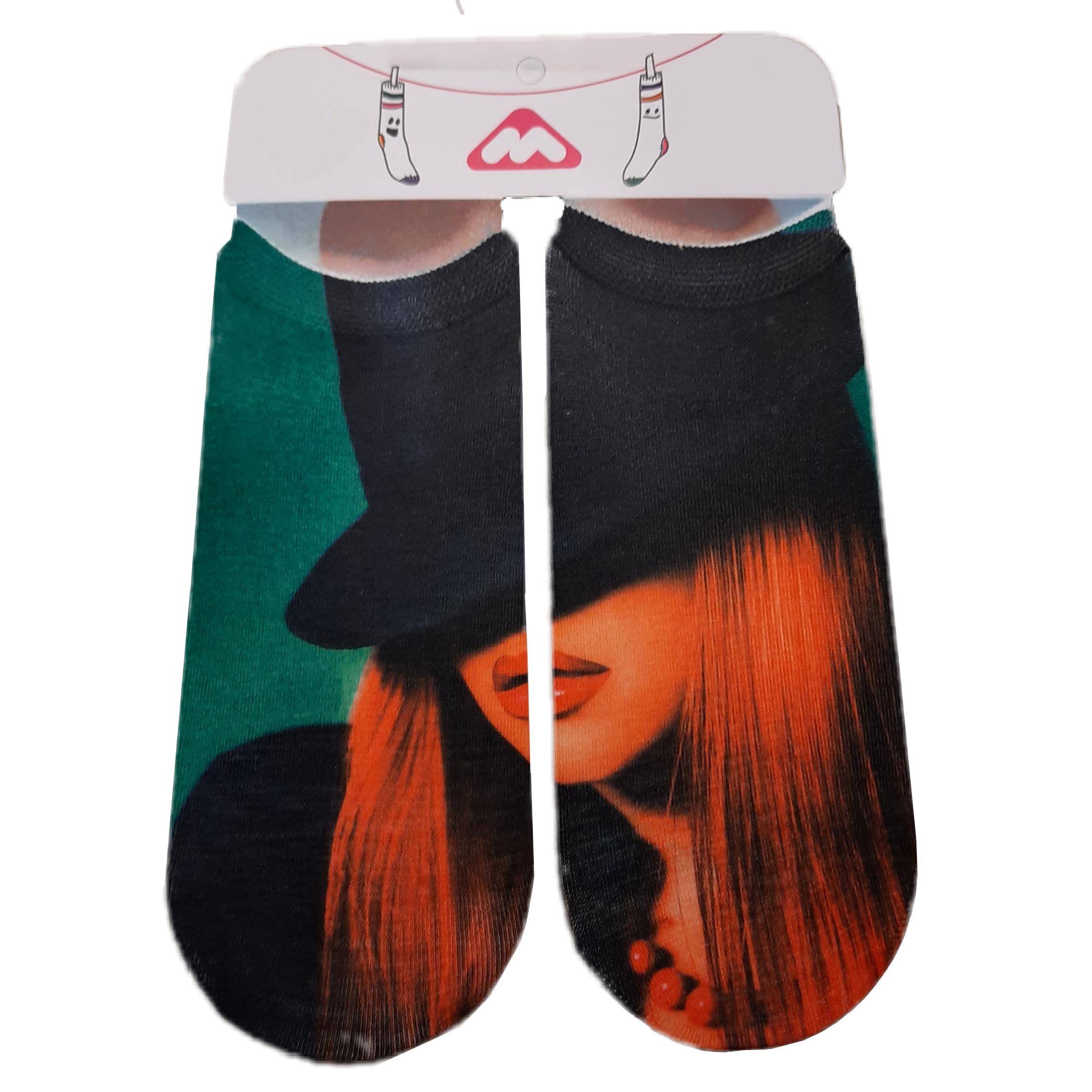 جوراب زنانه کد 10-2