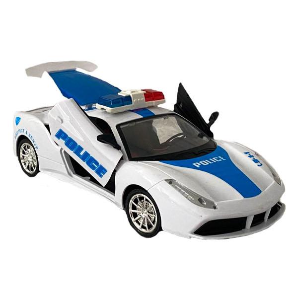 ماشین بازی کنترلی طرح پلیس مدل 88