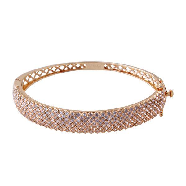دستبند نقره زنانه بازرگانی میلادی کد DP_215