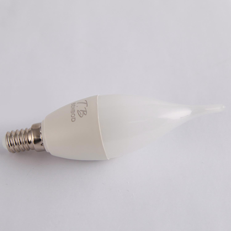 لامپ ال ای دی 7 وات تی بی مدل CJ-2 پایه E14 بسته 6 عددی