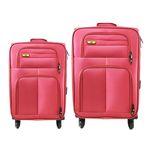 مجموعه دو عددی چمدان مدل MR009 thumb