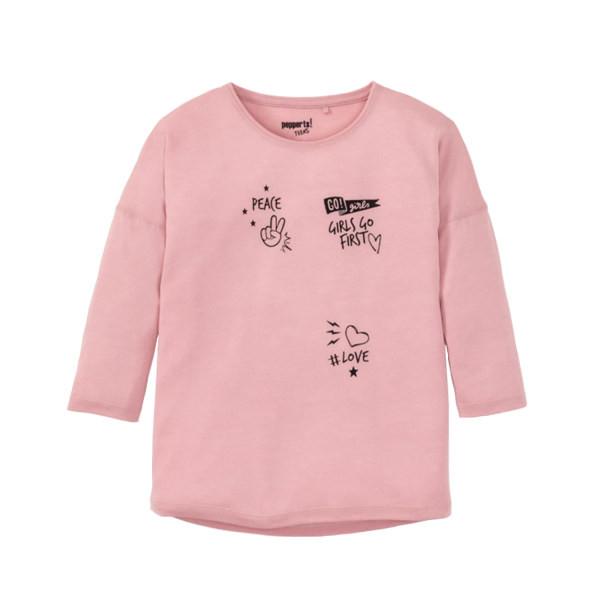 تی شرت دخترانه پیپرتس مدل pi0005
