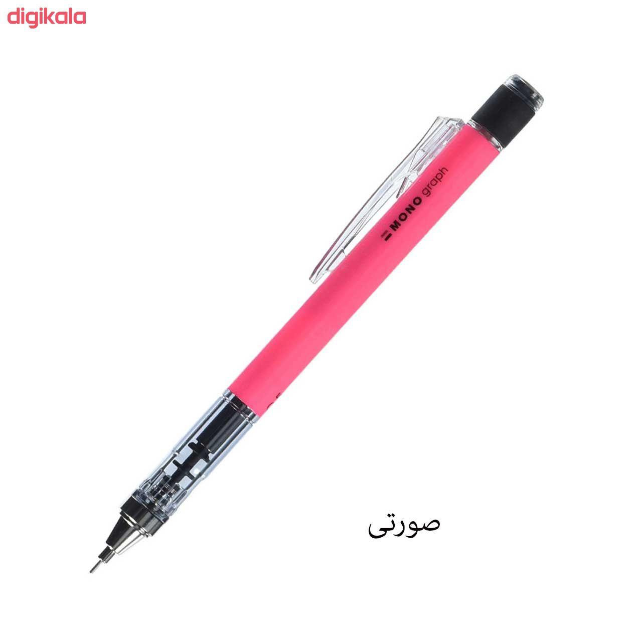 مداد نوکی 0.5 میلی متری تومبو مدل MONO GRAPPH main 1 1