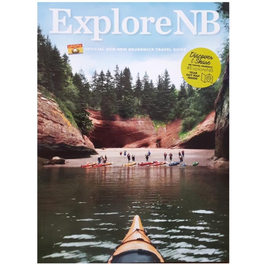 مجله Explore NB دسامبر 2019